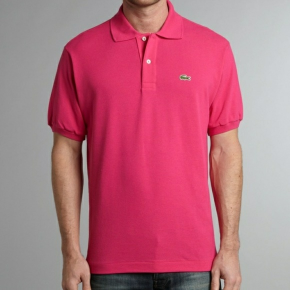 40ccf0688 Lacoste Other -  ON SALE  Lacoste Fuchsia Polo Shirt